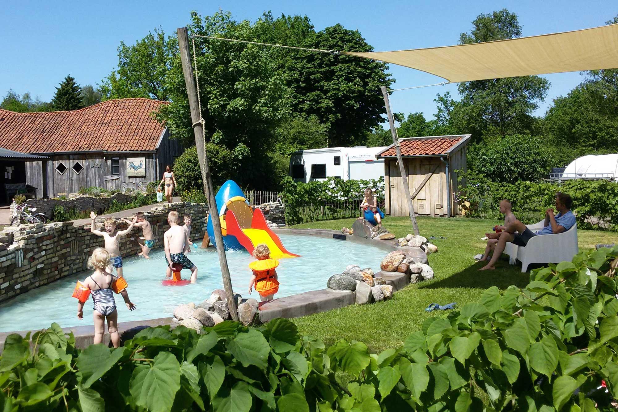 camping-met-zwembad-drenthe-blauwehaan