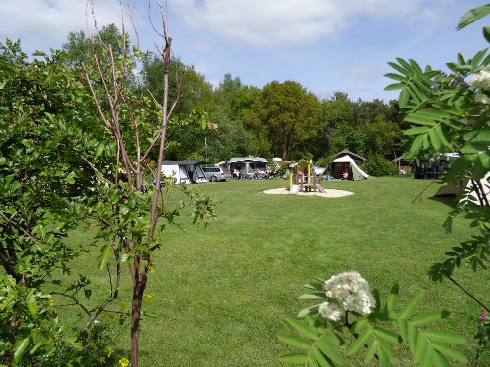 camping kiekje veld N